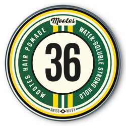 MOOTES HAIRPOMADE 36 STRONG...