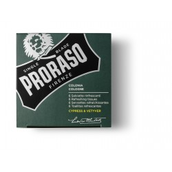 PRORASO Refreshing tissues...
