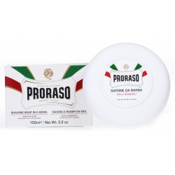 PRORASO Shaving Soap White...
