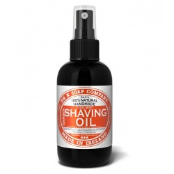 DR.K - SHAVING OIL...