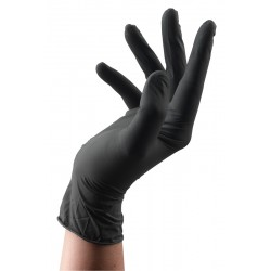 1o1BARBERS LATEX-GLOVES...
