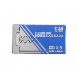 KAI DOUBLE EDGE BLADES...