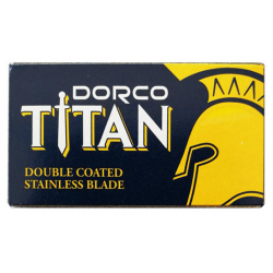 DORCO TITAN DOUBLE EDGE...
