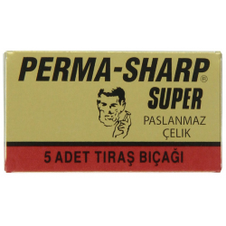 PERMA-SHARP DOUBLE EDGE...