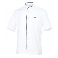 1o1 BARBER JACKET MAN WHITE...