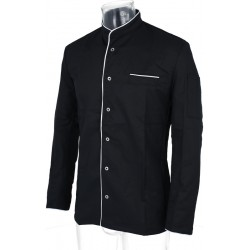 1o1 BARBER JACKET MAN BLACK...