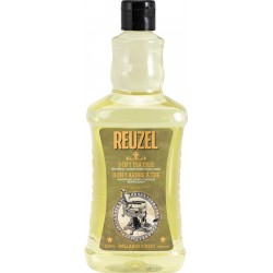 REUZEL 3-IN-1 TEA TREE...