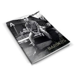 BARBER FASHION MAGAZINE n°2