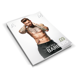BARBER FASHION MAGAZINE n°3