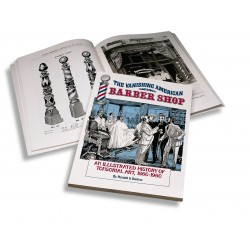 AMERICAN BARBER SHOP BOOK