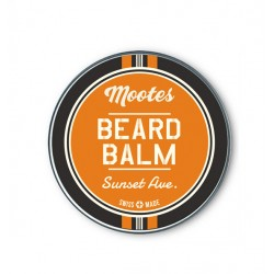 MOOTES BEARDBALM SUNSET...