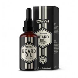 MOOTES Beard Oil unscented...