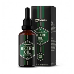 MOOTES Beard Oil Mountain...