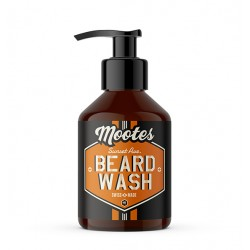 MOOTES BEARD WASH SUNSET...